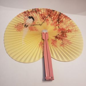 Decorative Fan Display Small. Bird On Tree for Sale in Southington, CT