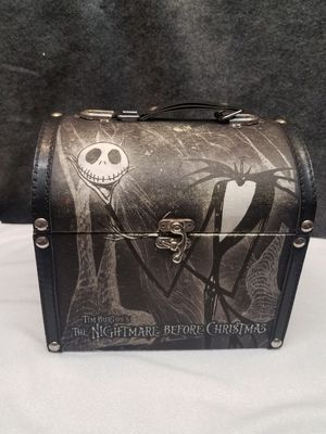 Used NIGHTMARE BEFORE CHRISTMAS JACK SKELLINGTON VINTAGE CASE for Sale in Oceanside, CA