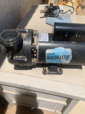 Hot Tub Pump for Sale in Hesperia, CA
