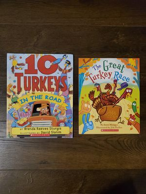 Kids Books- Like-New Thanksgiving Picture Books for Sale in Vancouver, WA