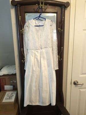 Flower girl dress. for Sale in Clermont, FL