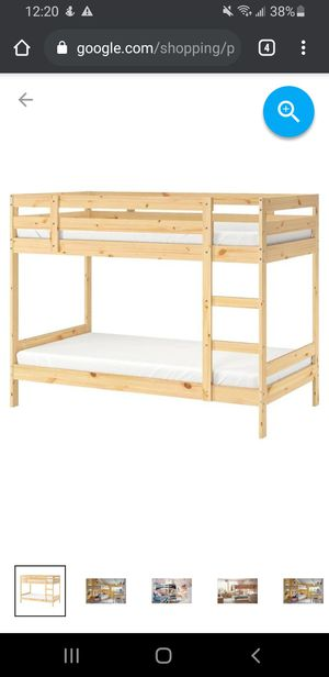 Twin bunk bed for Sale in Woodbridge, VA