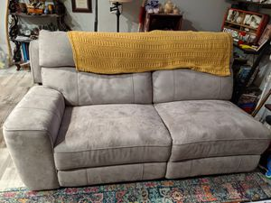 Sectional reclining couch for Sale in Fort Myers, FL