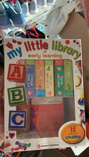 New: baby library for Sale in Redmond, WA