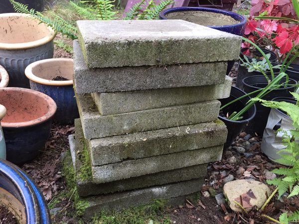 FREE cement blocks and bricks