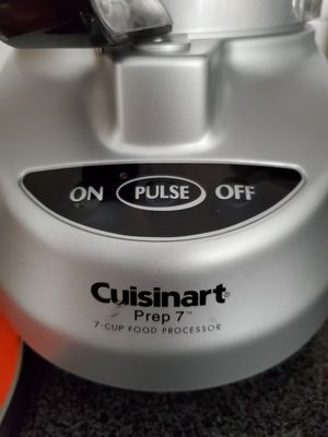 Cuisinart food processor for Sale in Indianapolis, IN