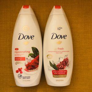 Dove Body Wash Pomegranite 22oz for Sale in Silver Spring, MD