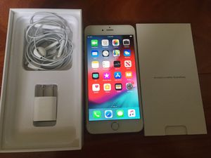Factory unlocked IPhone 6 Plus 16gb for Sale in Tacoma, WA