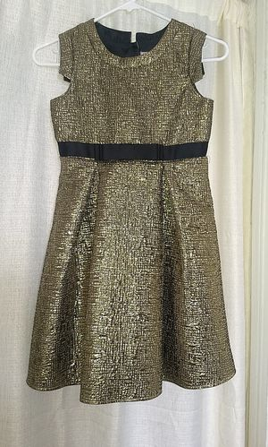 Girl Gold and Black Dress for Sale in New York, NY