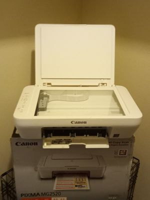 Canon scanner for Sale in Baton Rouge, LA