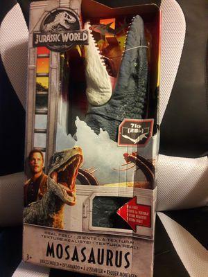 "Jurassic World Mosasarus 28"" for Sale in Kansas City, KS"