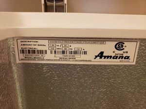 Amana freezer for Sale in Benton, KY