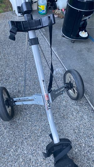 Orlimar ez roll golf push cart for Sale in Renton, WA