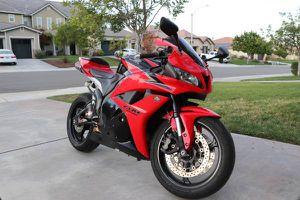 2009 Honda CBR 600RR for Sale in Riverside, CA