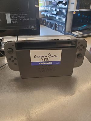 Nintendo Switch system w/Charger $250 OBO for Sale in Auburndale, FL