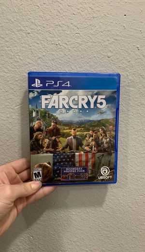 Farcry5 for Sale in Olympia, WA
