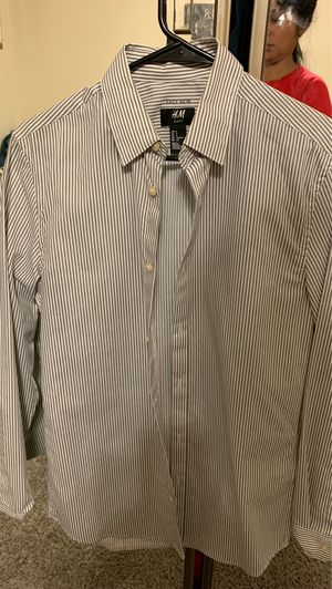 Men's dress up shirts size S for Sale in Anaheim, CA