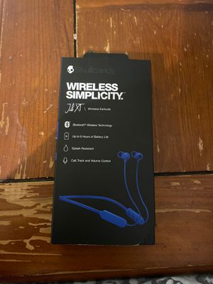 Skullcandy wireless earbuds for Sale in Pasadena, TX