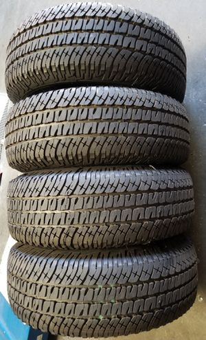 MICHELIN ALL TERRAIN TIRES 275 65 18 for Sale in Fontana, CA