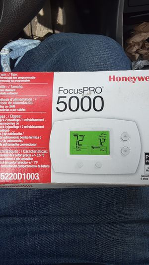 Honeywell thermostat for Sale in Levittown, PA