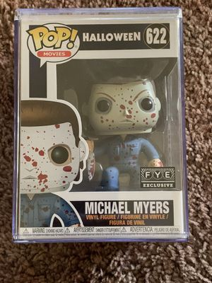Blood Splatter Michael Myers F.Y.E.exclusive 💥FIRM PRICE💥NO TRADES💥PICK UP ONLY💥 for Sale in Lakewood, CA