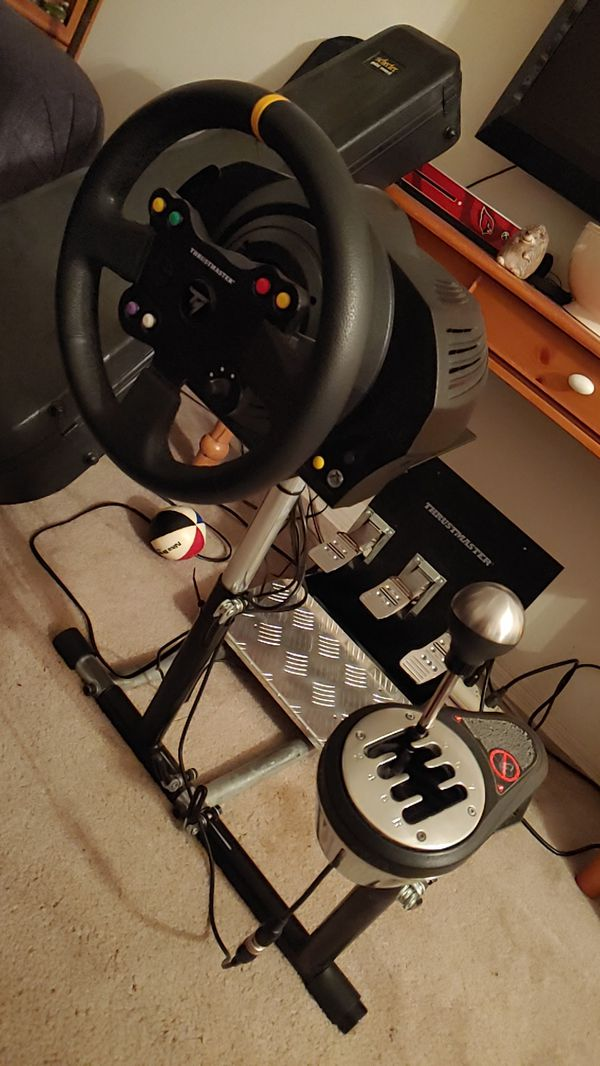 Thrustmaster Simulation Racing Setup for X-box One