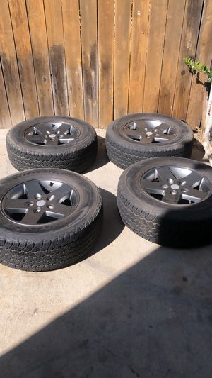 Jeep wheels for Sale in Corona, CA