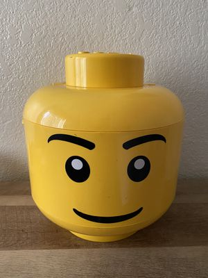 LEGO Sort & Store Large Storage Head for Sale in Fresno, CA