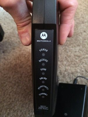 Motorola modem for Sale in Bend, OR