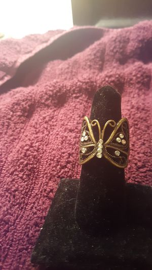 Ring butterfly for Sale in Cross Timber, TX