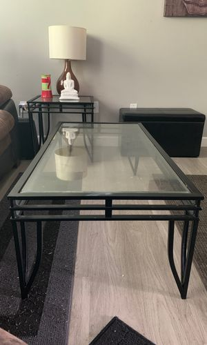Coffee/ Center Table set of 3 for Sale in Worthington, OH