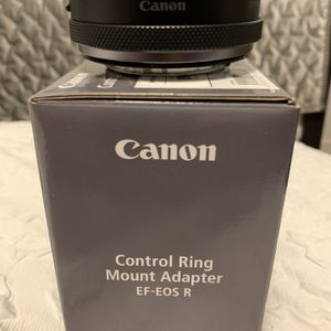 Canon EF to RF Control ring Adapter for Sale in Lawrence, NY