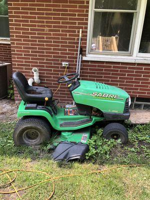 John Deere 18hp lawn tractor for Sale in Calumet City, IL
