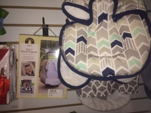 Headrest neck and body support pillow for Sale in Las Vegas, NV