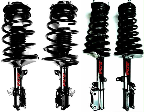 Complete Strut / Coil Spring Assembly, Front/Rear LH/RH, 97-01 Toyota Camry, 99-01 Solara 2.2L L4