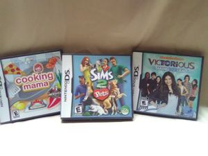 Nintendo DS and 3DS Games Lot for Sale in Hilldale, PA