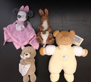 Plush Animal Bundle for Sale in Miami, FL