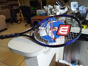 Brand New Wilson tennis racket for Sale in Boca Raton, FL