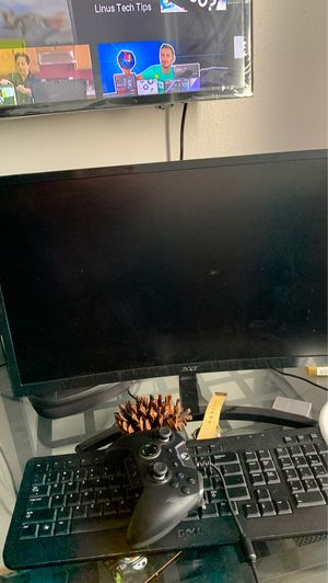 Acer 144hz curved monitor for Sale in Chicago, IL