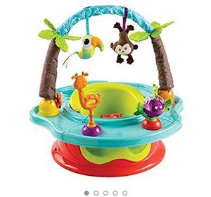Baby Summer Infant Deluxe Superseat - Wild Safari for Sale in Redwood City, CA