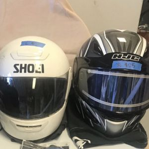 Snowmobile Helmets -large and x-large for Sale in Bonney Lake, WA