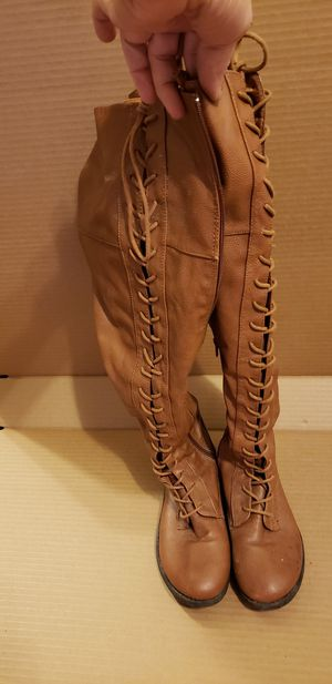 Women's Size 7.5 Knee High Boots for Sale in Washington, DC