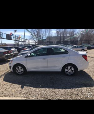 2015 Chevy sonic for Sale in Oak Park, IL