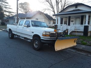 Truck with plow for Sale in Chesapeake, VA