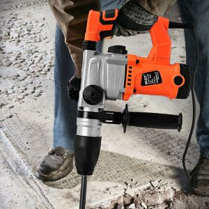 1000W Electric Rotary Hammer Drill with Chisel Kit for Sale in Lake Elsinore, CA