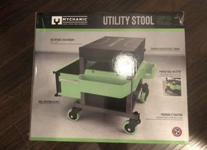 NEW Mychanic Sidekick 2 SK2 Utility Garage Shop Bench Stool Roller Creeper Chair for Sale in Palatine, IL