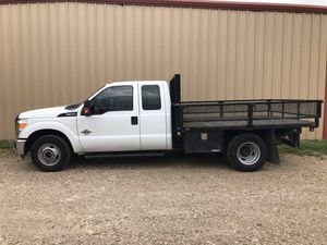 2013 FORD F350 POWER STROKE DIESEL DUAL TRUCK for Sale in Pearland, TX