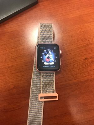 Apple Watch Series 2 Rose Gold for Sale in Durham, NC