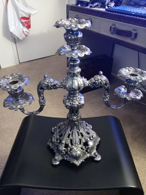Candelabra Reed and Barton 800 for Sale in Chula Vista, CA