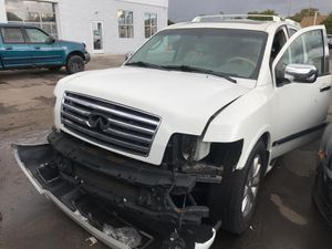 2006 Infiniti QX56 For Parts Only for Sale in Dearborn, MI